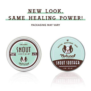 Natural Dog Company Snout Soother