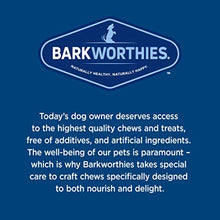 Load image into Gallery viewer, Barkworthies Green Tripe Belly BarkDog Chews
