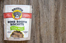 Load image into Gallery viewer, Brutus Broth Dog Biscuits