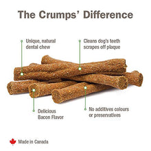Load image into Gallery viewer, Crumps' Naturals Bacon Dental Dog Treats