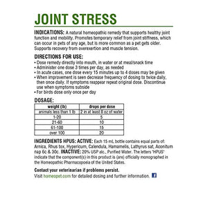 HomeoPet Joint Stress Drops