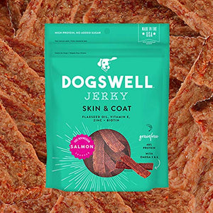 Dogswell Mini Salmon Jerky Dog Treats
