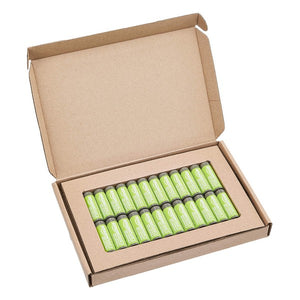 Rechargeable Batteries AA (24 pcs) (Refurbished A+)