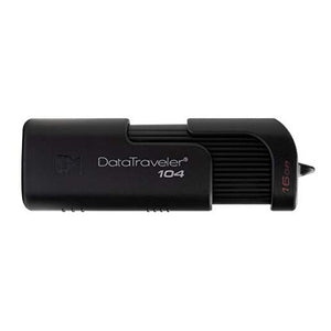 Pendrive Kingston DT104 USB 2.0 Black
