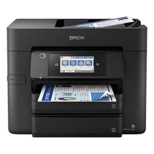 Multifunction Printer Epson WorkForce Pro WF-4830DTWF 22 ppm WiFi Fax Black