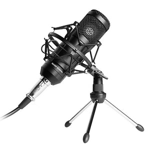 Microphone Mars Gaming MMICKIT Black