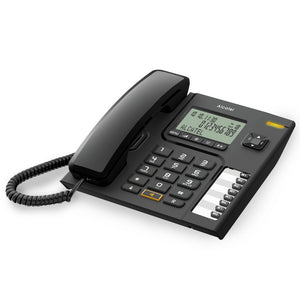 Landline Telephone Alcatel Versatis T76 DECT LED Black