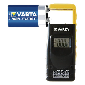 Tester Varta 891101401 Batteries (Refurbished A+)