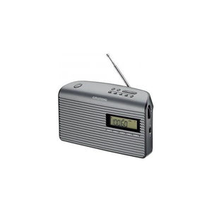 Clock-Radio Grundig Music 61 Grey (Refurbished A+)