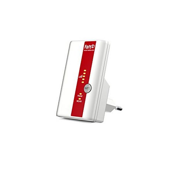 Access Point Repeater Fritz! N300 300 Mbps WIFI WPS White