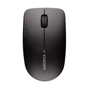 Optical Wireless Mouse Cherry JW-0710-2 1200 dpi Black
