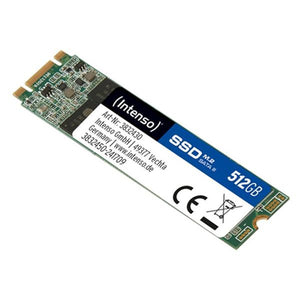 "Hard Drive INTENSO 3832450 516 GB SSD 2.5"" SATA III"