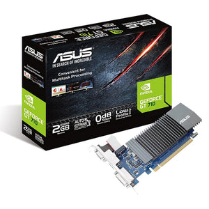 Graphics card Asus NVIDIA GT 710-4H-SL-2GD5 2GB DDR5