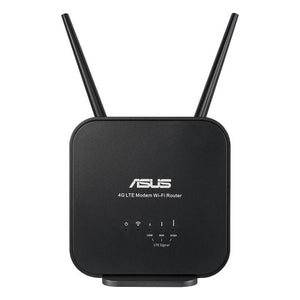 Wireless Modem Asus 4G-N12-B1 4G LTE WiFi 300 Mbps Black