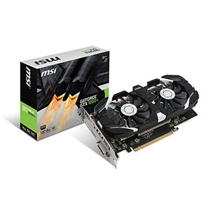 Graphics card MSI VGA NVIDIA GTX 1050 Ti 4 GB DDR5