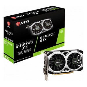 Graphics card MSI NVIDIA GTX 1650 D6 Ventus V809-3609R 4 GB DDR6