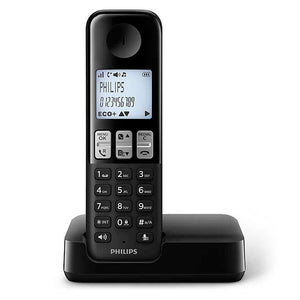 Wireless Phone Philips D2501B/34 DECT Black