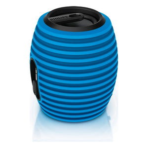 Portable Speaker Philips SBA3010BLU/00 (Refurbished A+)