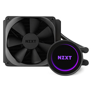 Refrigeration Kit NZXT RL-KRM22-01 Ø 12 cm Black