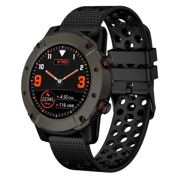 "Smartwatch Denver Electronics SW-650 1,3"" AMOLED Bluetooth GPS Black"