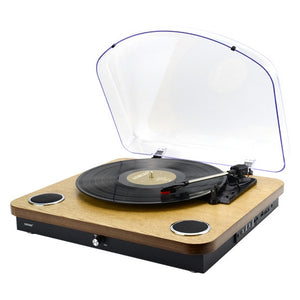 Record Player Denver Electronics VPL-210WOOD 5 W
