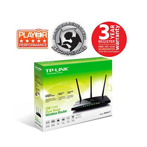TP-LINK Archer C7 Router GB Wifi Dual AC1750 v2