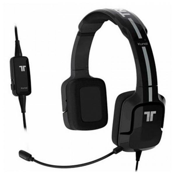 Gaming Headset with Microphone Kunai Tritton ST24 Black/white