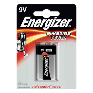 Batteries Energizer 7638900297409 6LR61 9 V