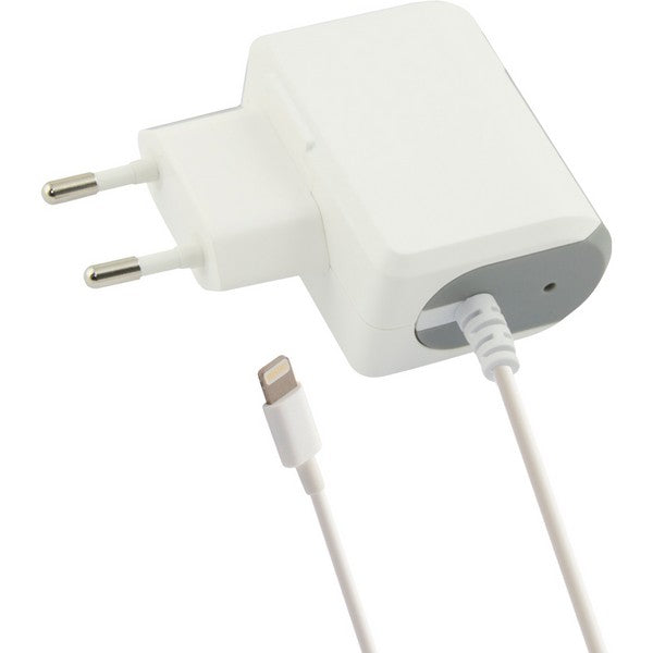 Wall Charger Lightning 1a Contact iPhone White
