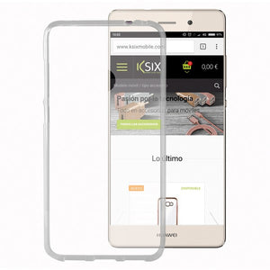 Mobile cover Huawei P8 Lite 2017 Flex Transparent