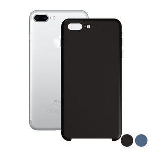 Mobile cover Iphone 7+/8+ KSIX Soft Silicone