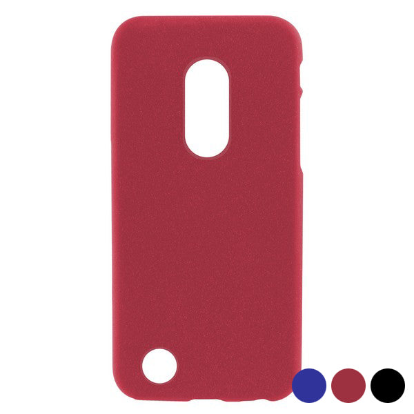 Mobile cover Lg K10 2017 Flex Stone TPU Flexible