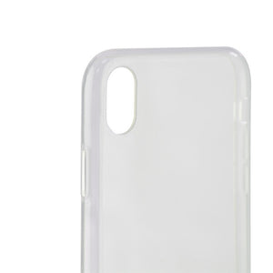 Mobile cover Iphone Xs Max KSIX Flex Transparent