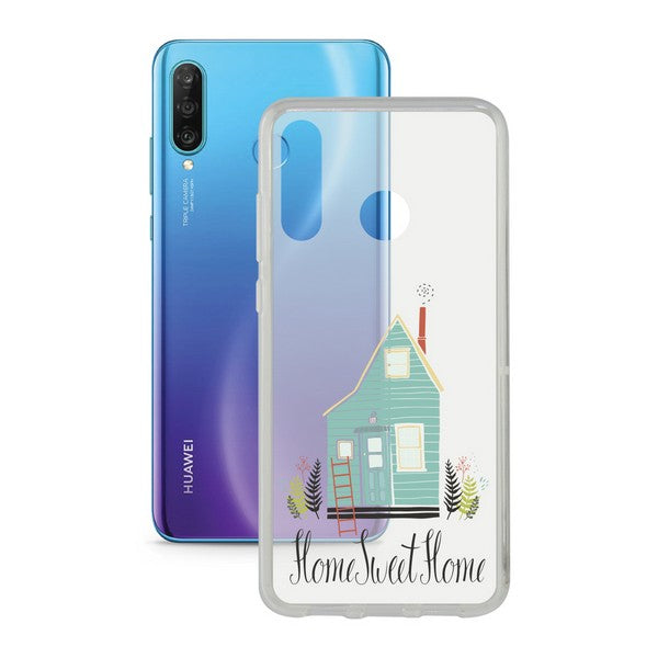 Mobile cover Huawei P30 Lite Contact Flex Home TPU