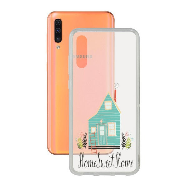 Mobile cover Samsung Galaxy A30s/a40/a50 Contact Flex Home TPU