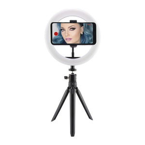 Portable tripod Studio Live KSIX LED 14W Black