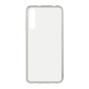 Mobile Phone Case with TPU Edge Huawei P Smart Pro 2019 KSIX Flex Transparent