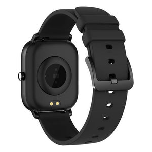 "Smartwatch KSIX Cube HR03 1,3"" OLED 170 mAh Bluetooth 4.0 Black"