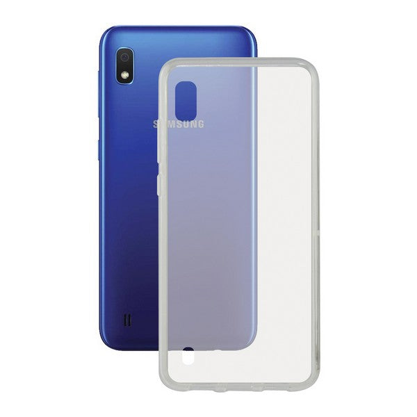 Mobile cover Samsung Galaxy A10 Flex Transparent