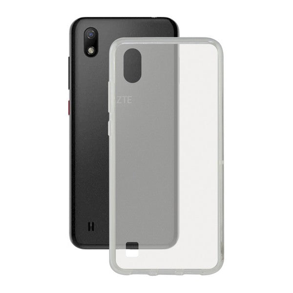 Mobile cover Zte Blade A7 2019 KSIX Flex Transparent