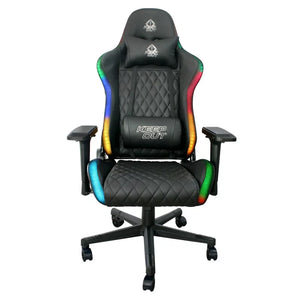 Gaming Chair KEEP OUT XSPRO-RGB 180º Black