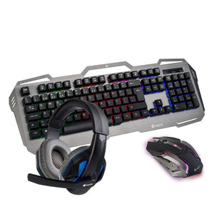 Pack Gaming NGS GBX-1500 (3 pcs) (Refurbished A)