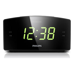 Alarm Clock Philips AJ3400 LED Black (19,1 x 10,3 x 6,95 cm) (Refurbished A+)