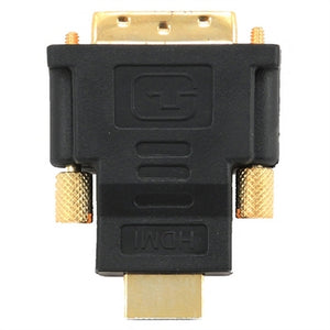 HDMI to DVI adapter GEMBIRD A-HDMI-DVI-1 Black