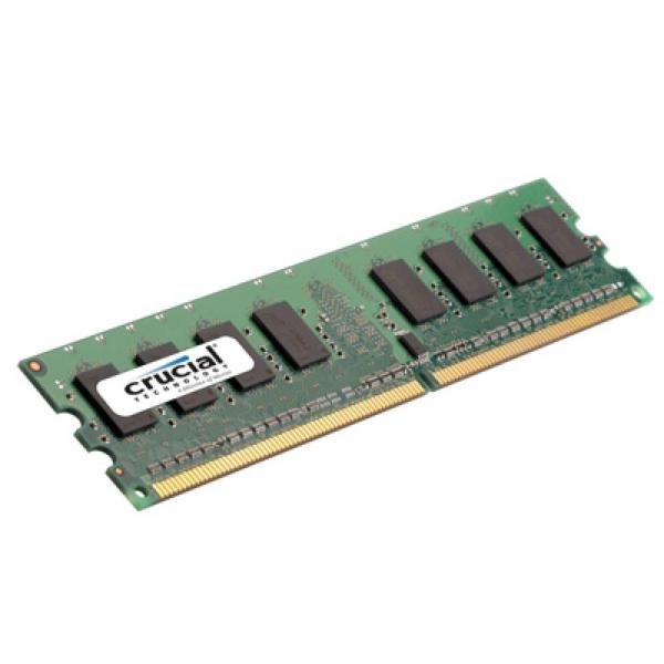 RAM Memory Crucial IMEMD20071 CT25664AA667 2 GB 667 MHz DDR2 PC2-5300