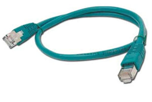 CAT 5e UTP Cable iggual IGG310502 5 m Green