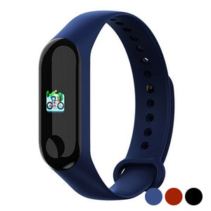 Activity Bangle BRIGMTON BSPORT-B2 Bluetooth 4.0 90 mAh