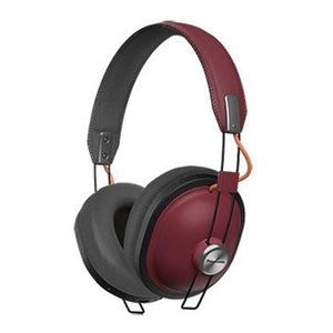 Bluetooth Headphones Panasonic RP-HTX80BE-R Red