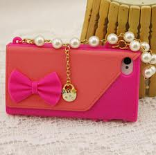 Pearl Handbag Case for iPhone
