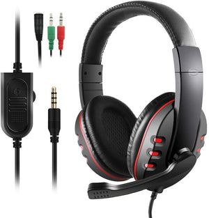 Gaming Headset with Microphone Etpark1101 (Refurbished A+)